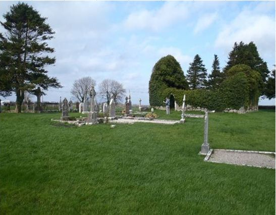 Cargin Graveyard Headford