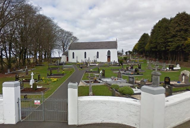 St Patricks Church Montiagh